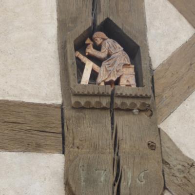 niche du saint et date